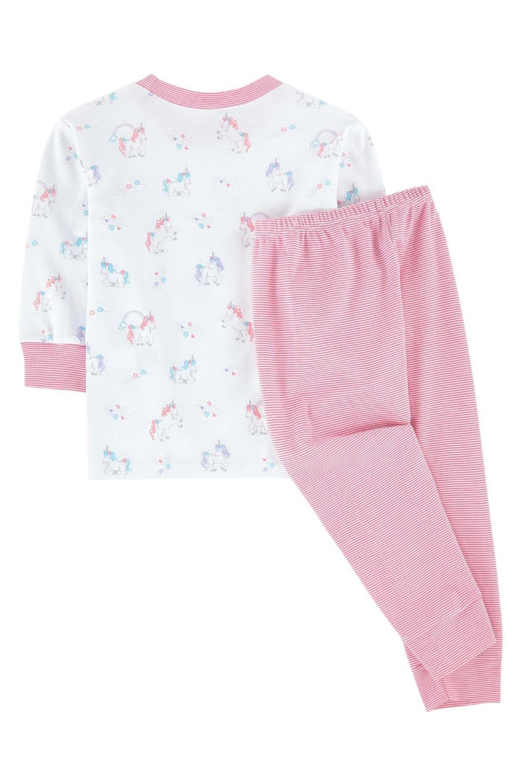 Kissy Kissy Unicorn Pj Set - Front Full Image