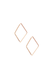 Kris Nations KITE HOOP EARRINGS - Product Mini Image