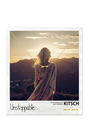 Kitsch Arrow Necklace Set - Front cropped