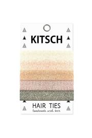 Kitsch Ballerina Hair Ties - Front cropped