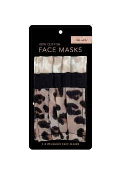 Kitsch Face Mask Set - Product List Image