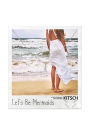 Kitsch Mermaid Necklace Set - Product Mini Image