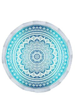 Kitsch Round Towel - Alternate List Image