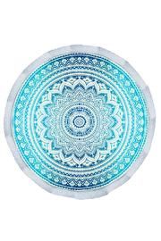Kitsch Round Towel - Product Mini Image