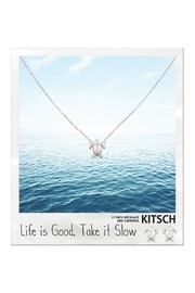Kitsch Turtle Necklace Set - Product Mini Image