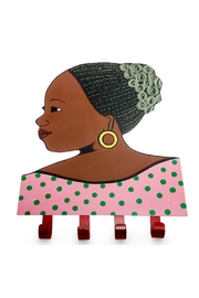 Kitsch Kitchen Binti Coatrack - Product Mini Image