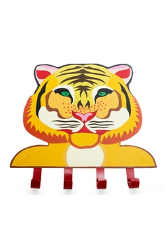 Kitsch Kitchen Tupac Tiger Coatrack - Product List Image