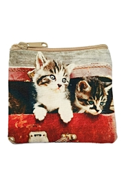 Scarborough Fair Kitty Coin Purse - Product Mini Image