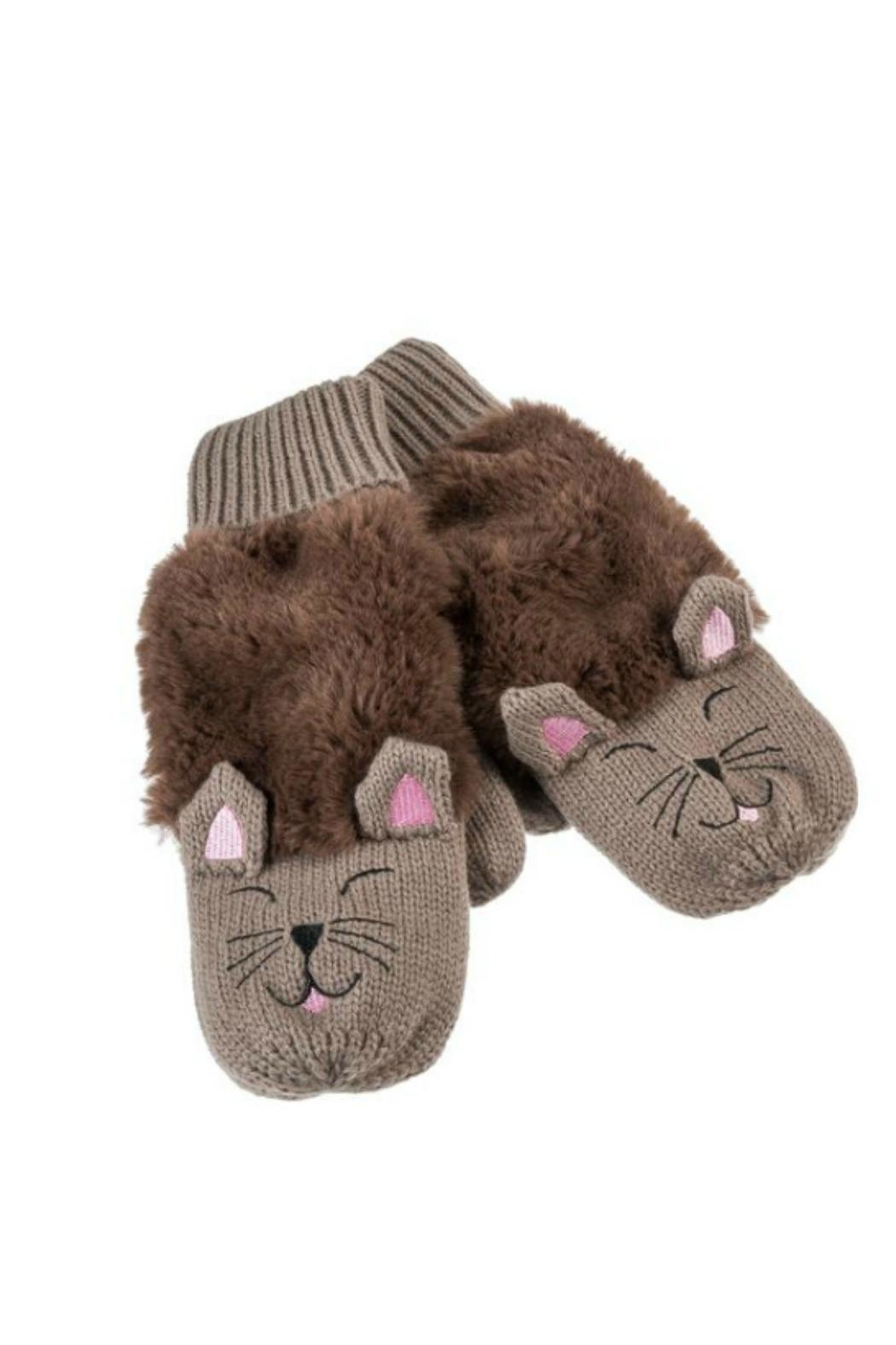 Howard's Kitty Critter Mittens - Main Image