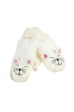Shoptiques Product: Kitty Critter Mittens
