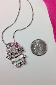 GHome2 Kitty Necklace - Alternate List Image