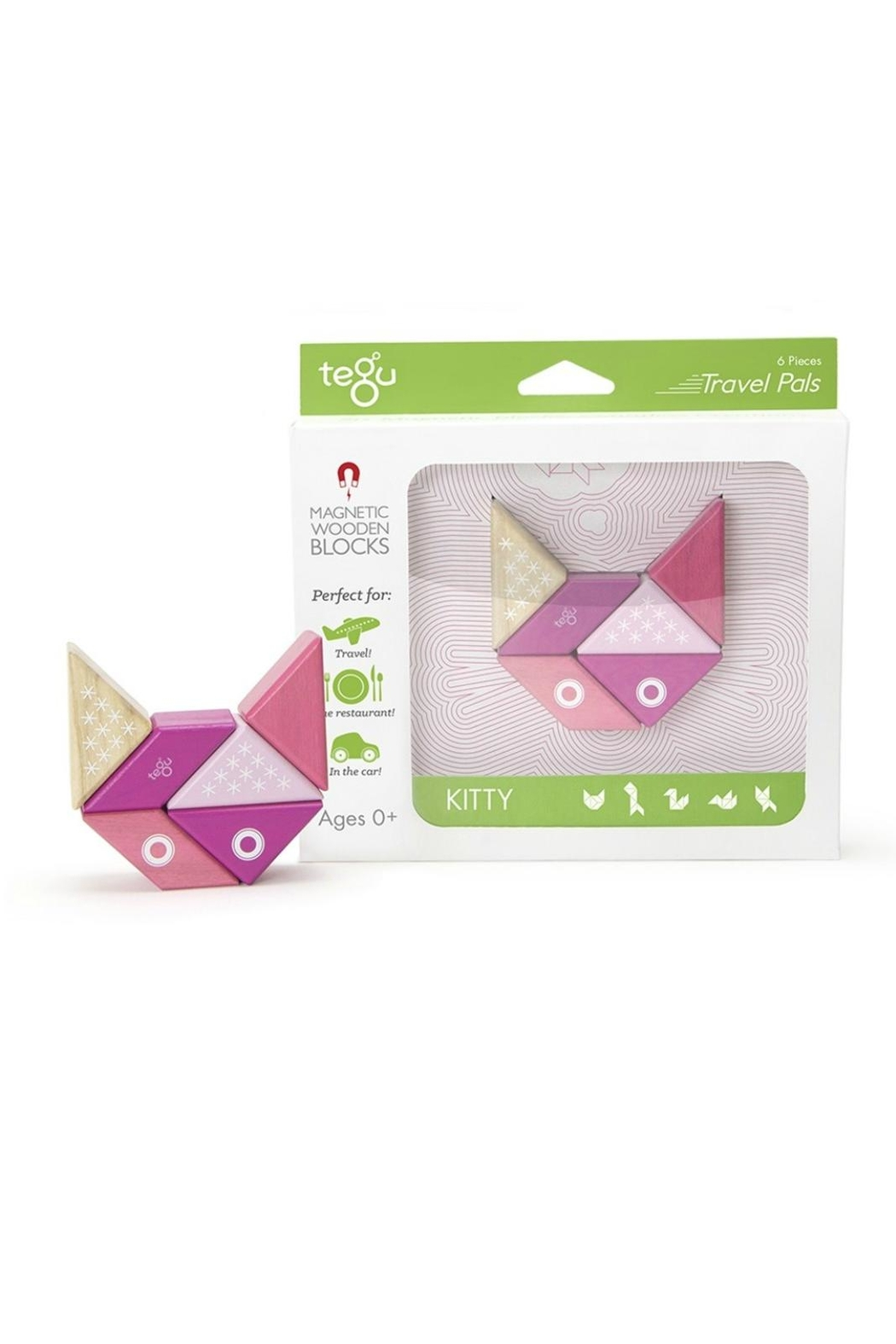 Tegu Kitty Travel Pal - Front Cropped Image