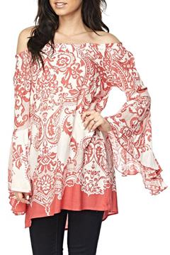 Shoptiques Product: Coral Bell Tunic