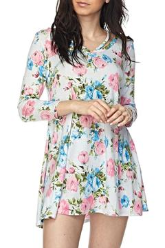 KITTY COUTURE  Floral Print Tunic - Alternate List Image