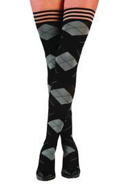Shoptiques Product: Argyle Thigh High