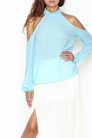 KLD Cold Shoulder Tunic - Product Mini Image