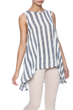 Shoptiques Product: Striped Swing Top