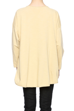 Kleen Button Up Boxy Top - Alternate List Image