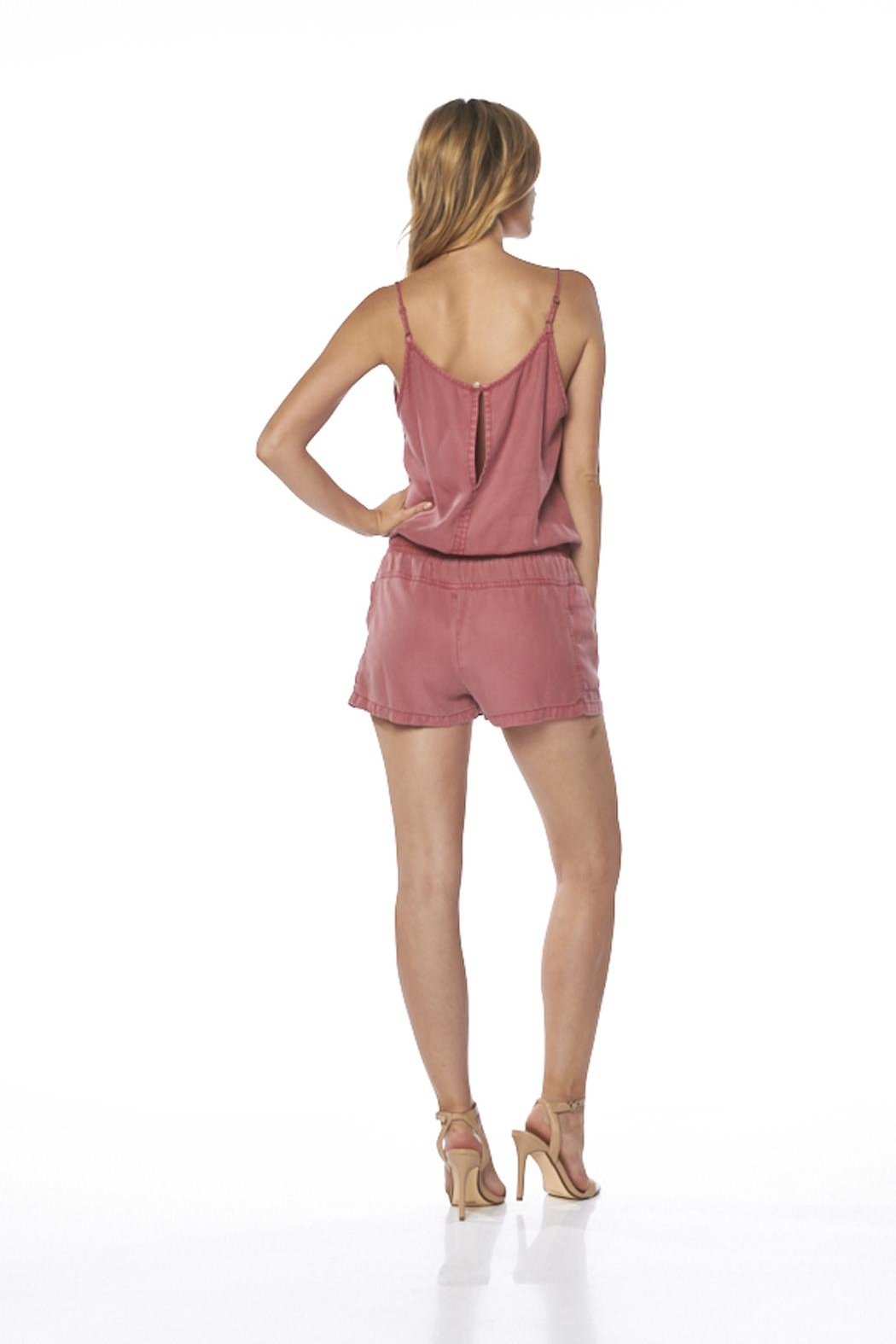 0faaa4ce4338 On The Road Klein Romper from Alabama by Adrenaline — Shoptiques