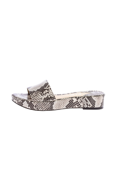Shoptiques Product: Leather Snake Slide
