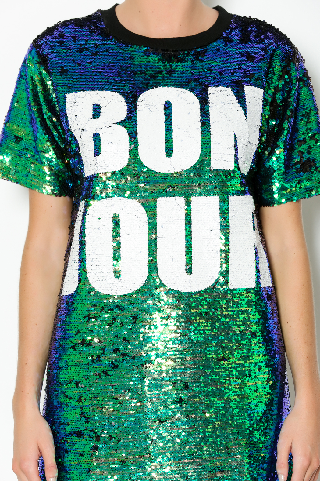 0e201eda8b9 Kling Spain Sequin Bonjour Dress from New York by LOVE ONLY NYC ...