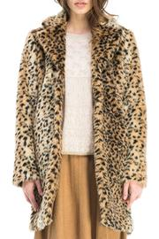 Kling Ursa Cheetah Coat - Front full body