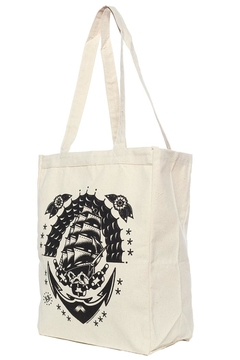 Sourpuss Klipper Ship Tote-Bag - Alternate List Image