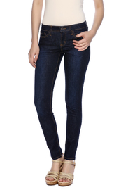 Klique B Dark Rinse Skinny Jean - Product Mini Image