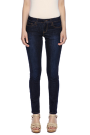 Klique B Dark Rinse Skinny Jean - Side cropped