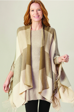 Gift Craft Kloe Poncho - Product List Image