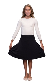Karen Michelle Km Skater Skirt - Product Mini Image