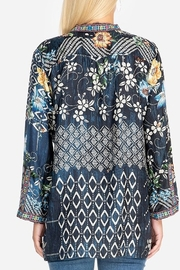 Johnny Was Knack Tunic - Side cropped