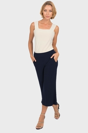 Joseph Ribkoff Knee Length Gaucho - Back cropped