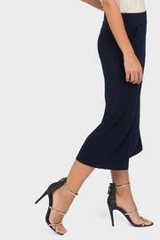 Joseph Ribkoff Knee Length Gaucho - Front full body