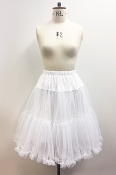 Hell Bunny Knee-Length Polly Petticoat - Alternate List Image