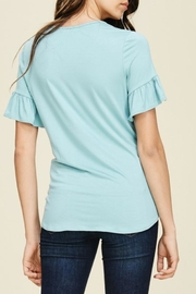 annabelle Knit Bell-Sleeve Top - Other