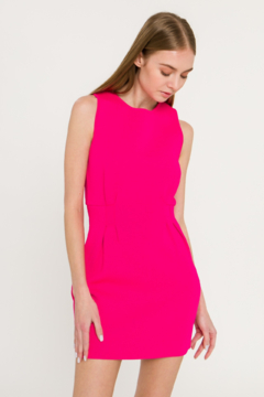 Endless Rose Knit Bodycon Dress - Product List Image