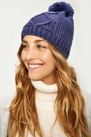 Lole Knit Cable Beanie - Product Mini Image
