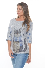 Inoah Knit Cat Top - Product Mini Image