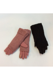 Nolia Knit cuff with glove insert - Product Mini Image