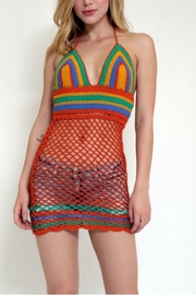 1 Funky Knit Dress - Front full body