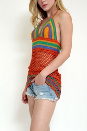 1 Funky Knit Dress - Side cropped