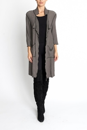 BK Moda Knit Duster - Product Mini Image