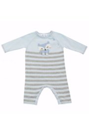 Angel Dear Knit Fox Coverall - Product Mini Image