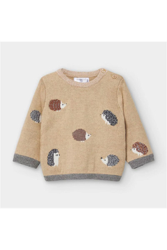 Mayoral Knit Hedgehog Sweater - Product List Image