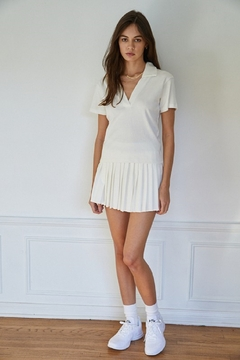 By Together Knit Jersey Top - Product List Image