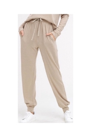 Listicle Knit Jogger Pants - Product Mini Image