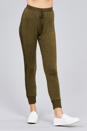 Active Basic Knit Jogger Pants - Product Mini Image