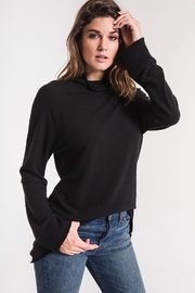 z supply Knit Mock-Neck Pullover - Product Mini Image