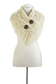 Giftcraft Inc.  Knit Neck Wrap - Product Mini Image